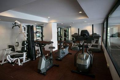 Cosmovilla-gym